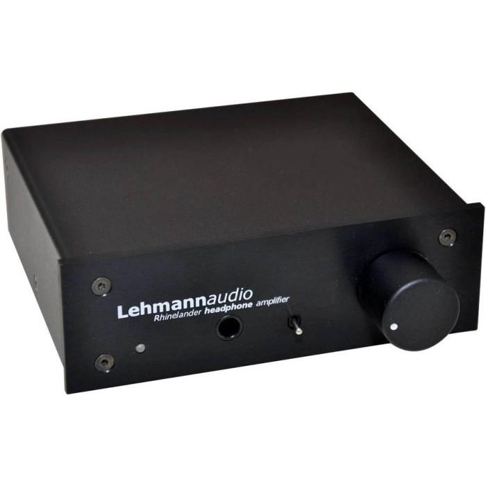 Усилитель для наушников Lehmannaudio Rhinelander black