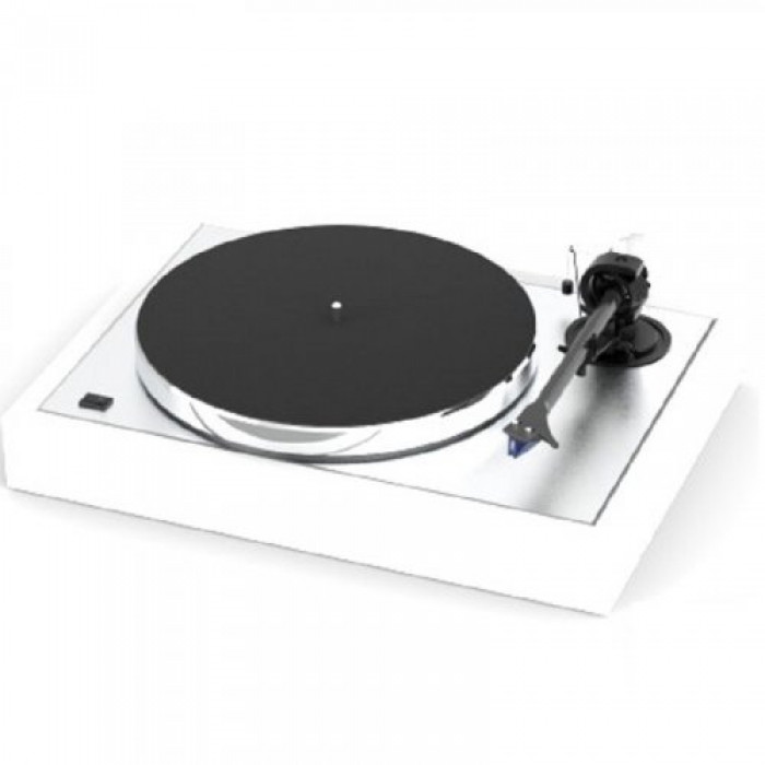 Pro-Ject The Classic 2M-Blue Satin White
