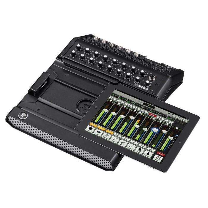 Цифровой микшерный пульт Mackie DL1608 (IPAD CONTROL LIGHTNING)