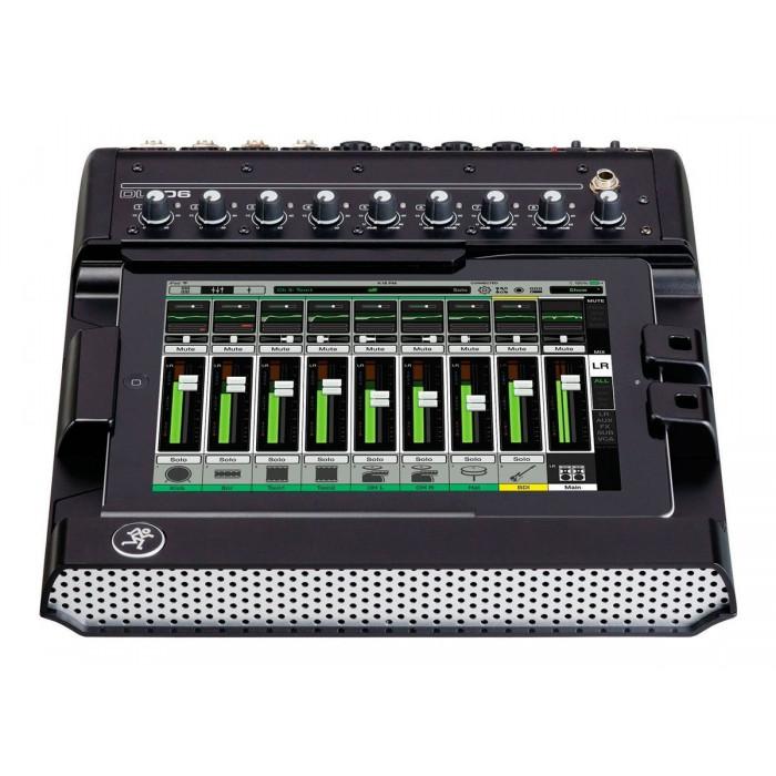 Цифровой микшерный пульт Mackie DL806