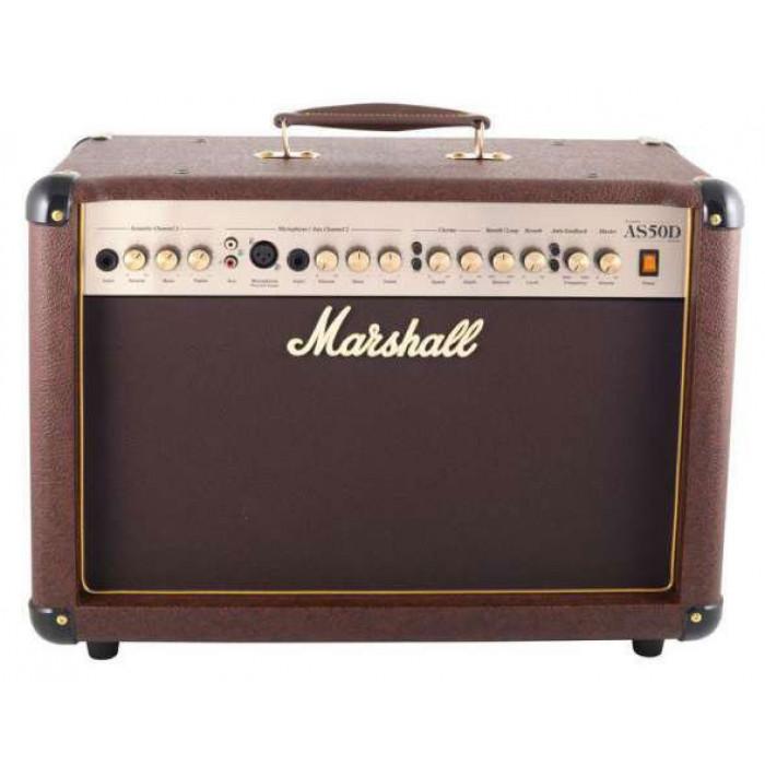 Комбоусилитель для гитары Marshall AS50D