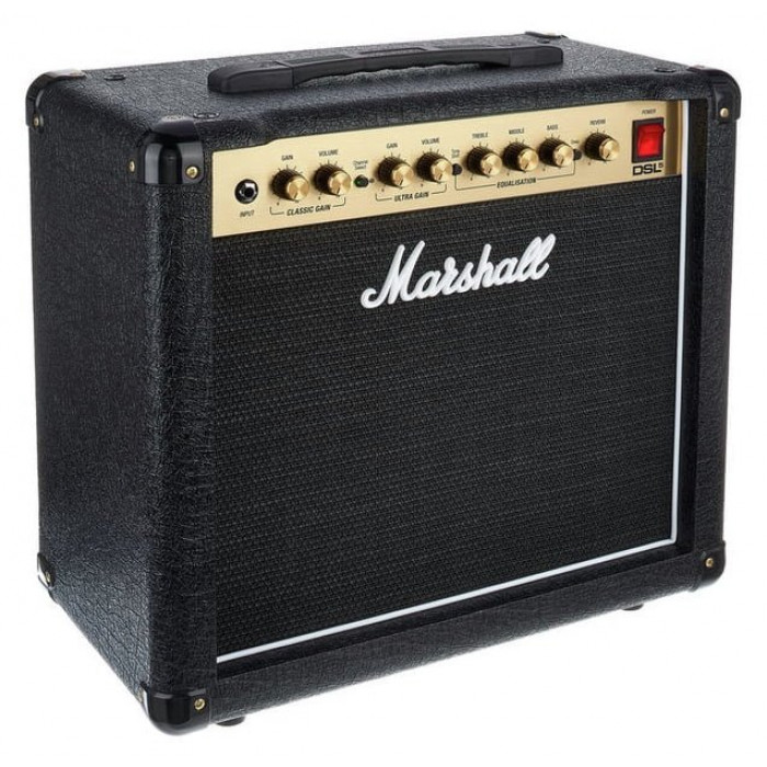 Комбоусилитель для электрогитары Marshall DSL5CR