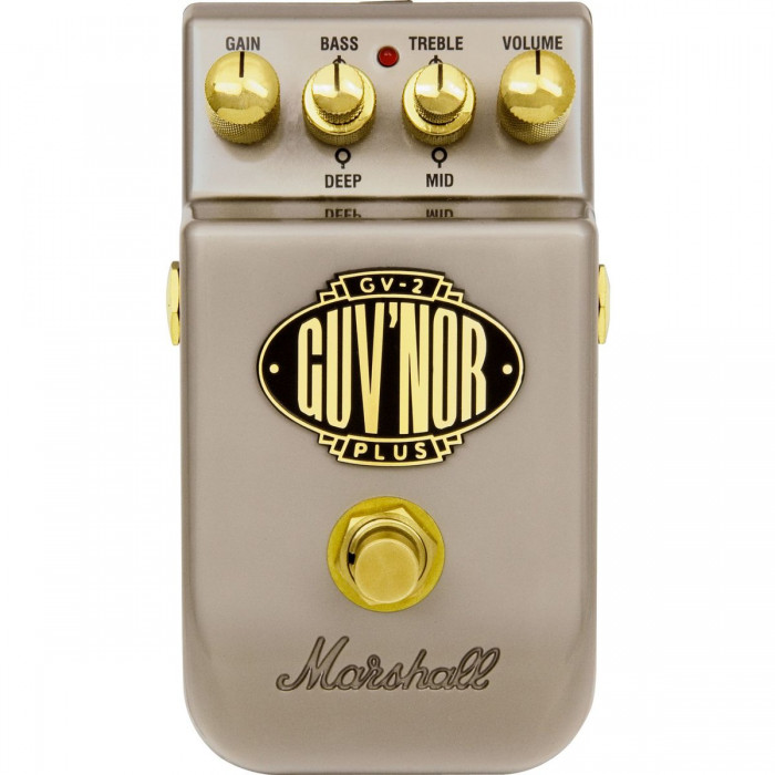Гитарная педаль Marshall GV-2 GUV'NOR PLUS