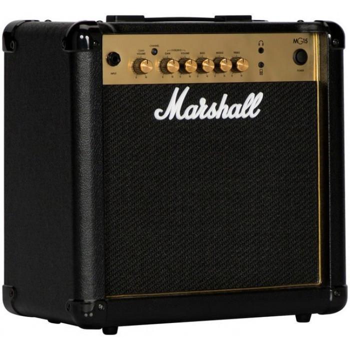 Комбоусилитель для электрогитары Marshall MG15G