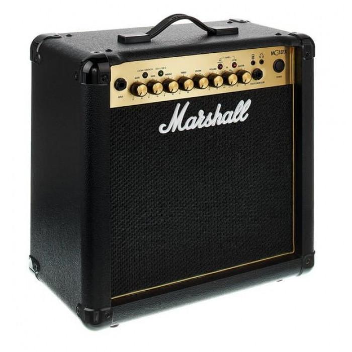 Комбоусилитель для электрогитары Marshall MG15GFX