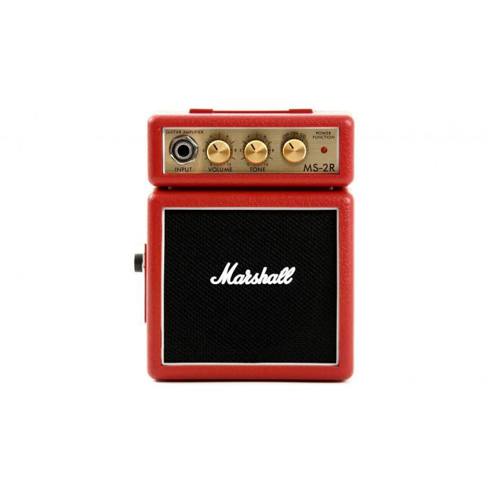 Комбоусилитель для электрогитары Marshall MS-2R