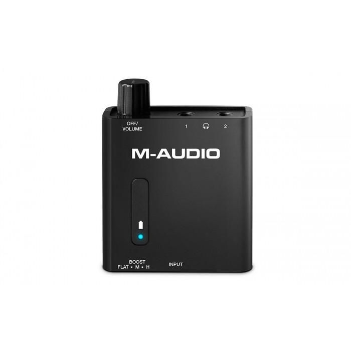 Усилитель для наушников M-Audio BASSTRAVELER