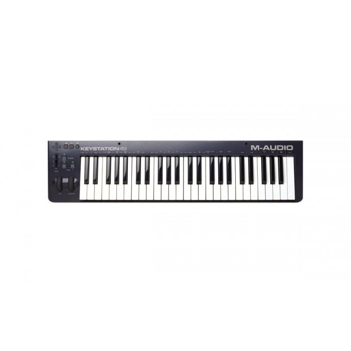 MIDI клавиатура M-Audio KEYSTATION49II
