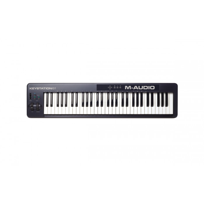 MIDI клавиатура M-Audio KEYSTATION61II