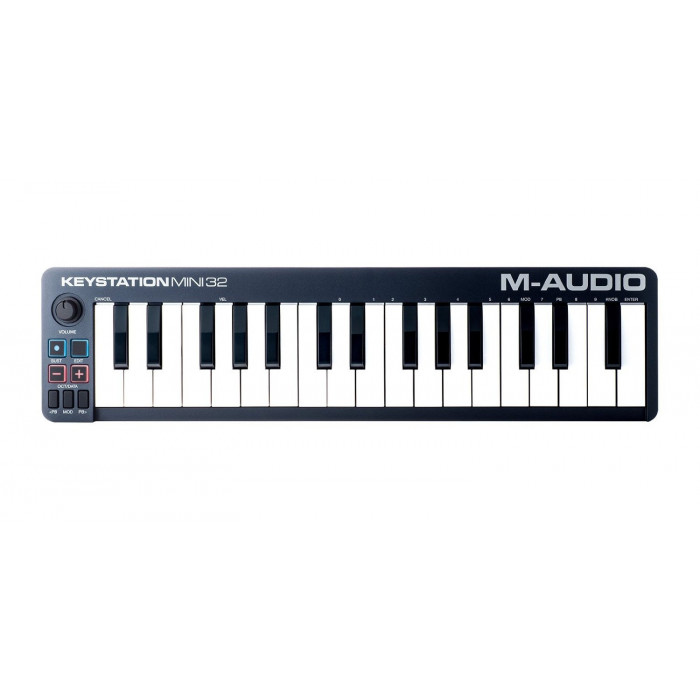 MIDI клавиатура M-Audio KEYSTATIONMINI32II