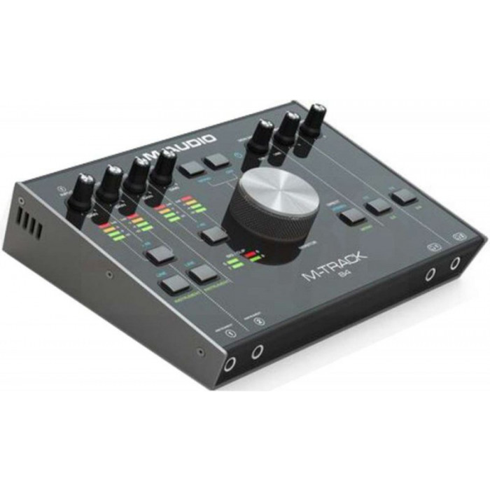 M-Audio MTRACK8X4