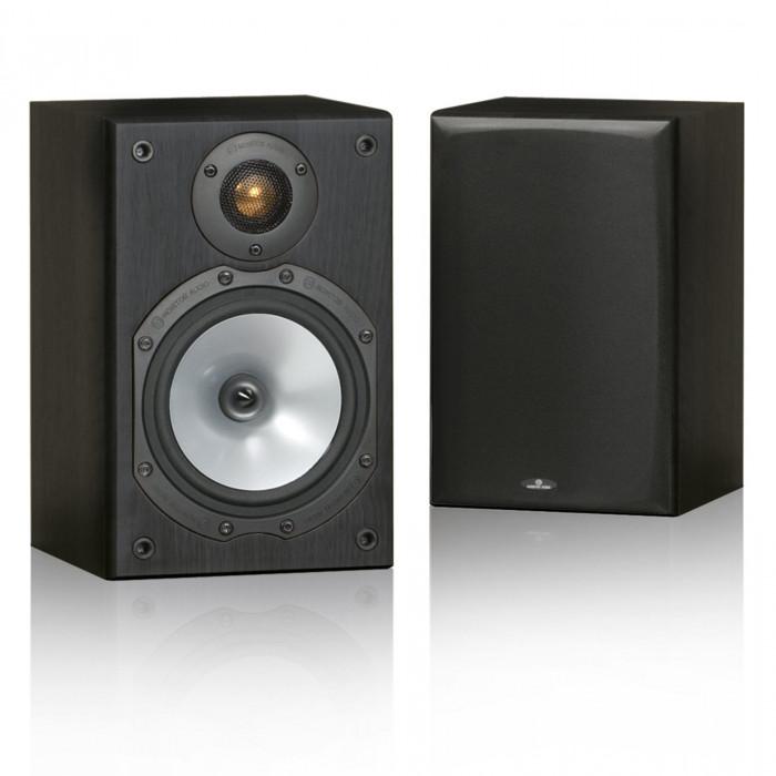 Полочная акустика Monitor Audio MR1 Black Oak