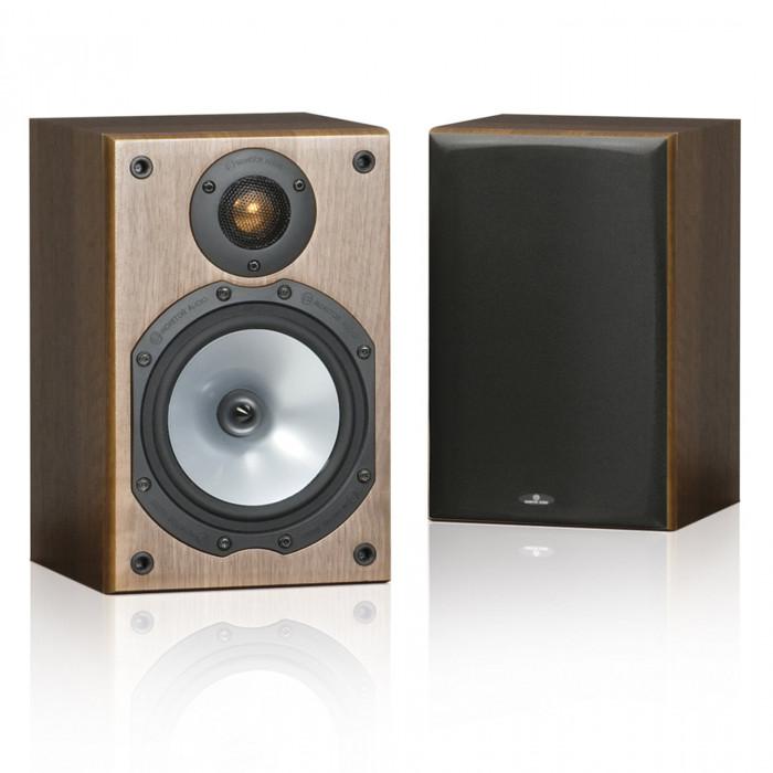 Полочная акустика Monitor Audio MR1 Walnut