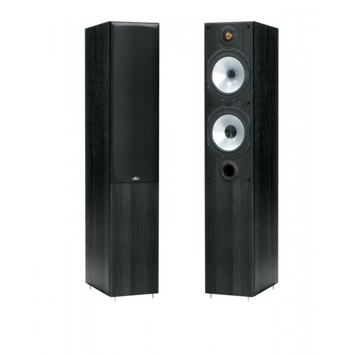 Напольная акустика Monitor Audio MR4 Black Oak