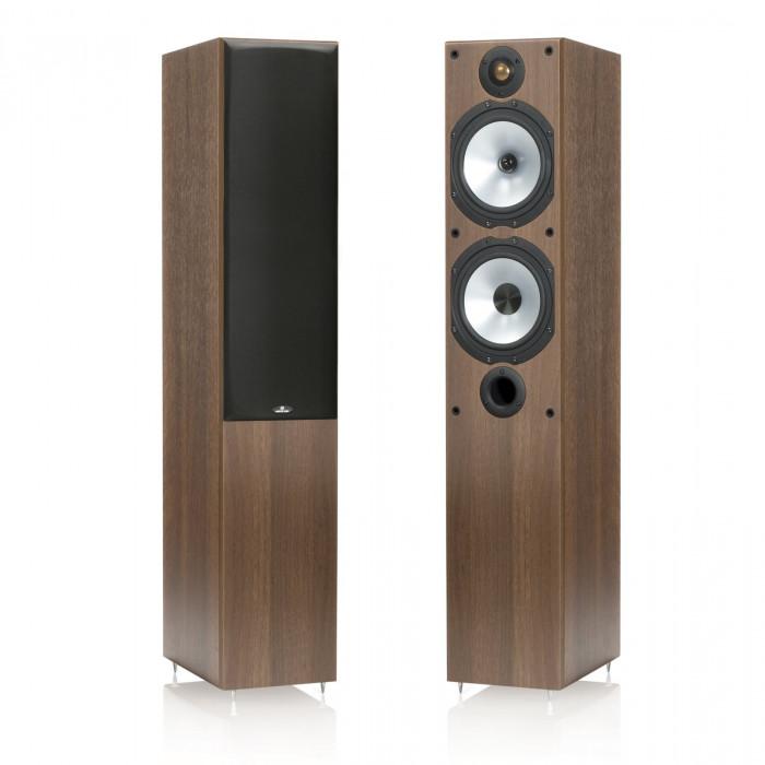 Напольная акустика Monitor Audio MR4 Walnut