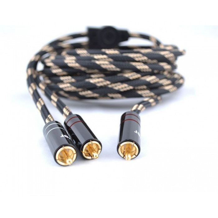 Сабвуферный кабель MT-Power PLATINUM SUB 2m