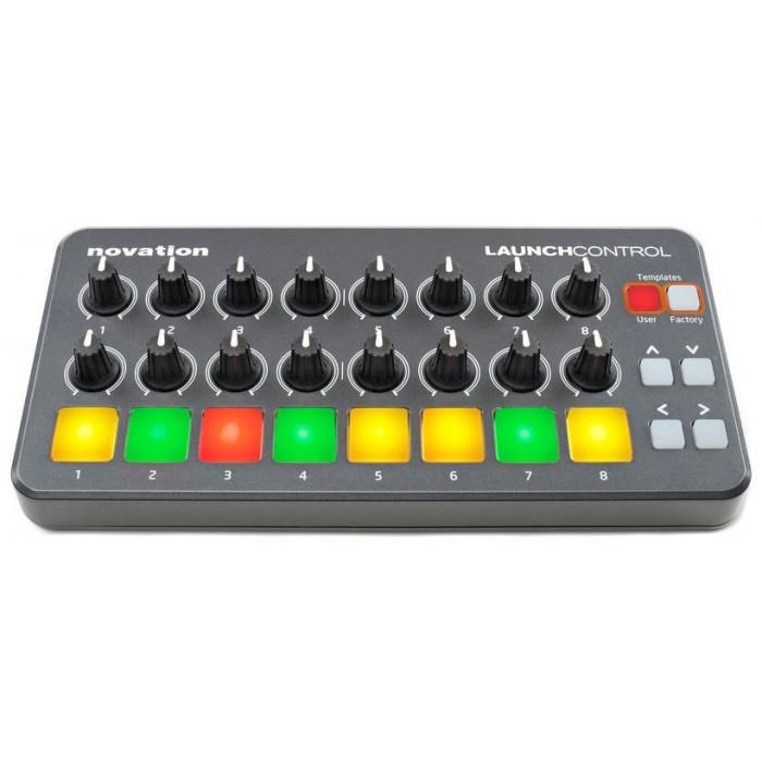 MIDI контроллер Novation LAUNCH CONTROL