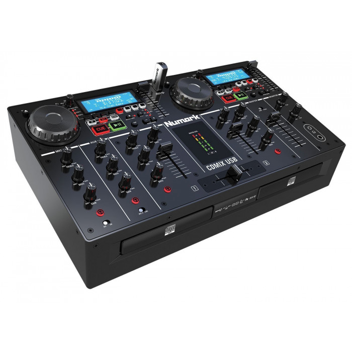 DJ Система комбинированная Numark CDMIX USB