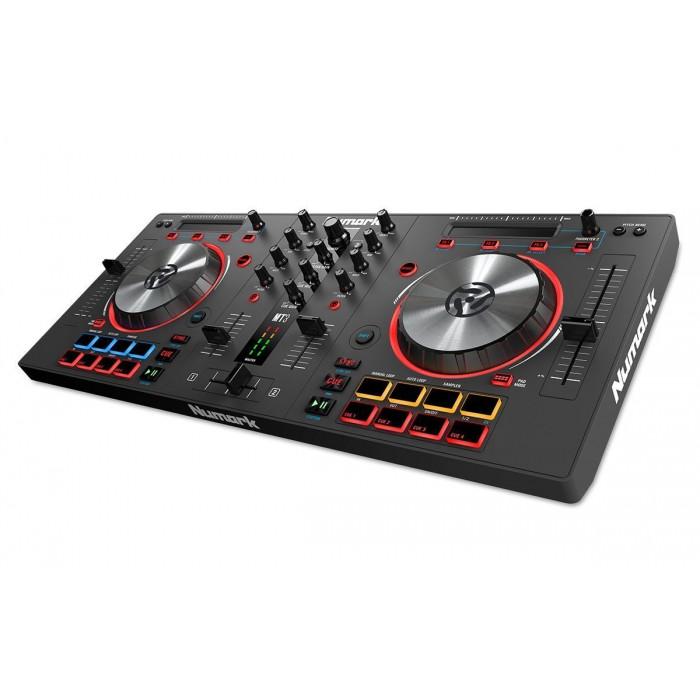 DJ Контроллер Numark MIXTRACK 3