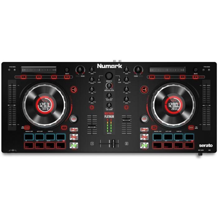 DJ Контроллер Numark MIXTRACKPLATINUM