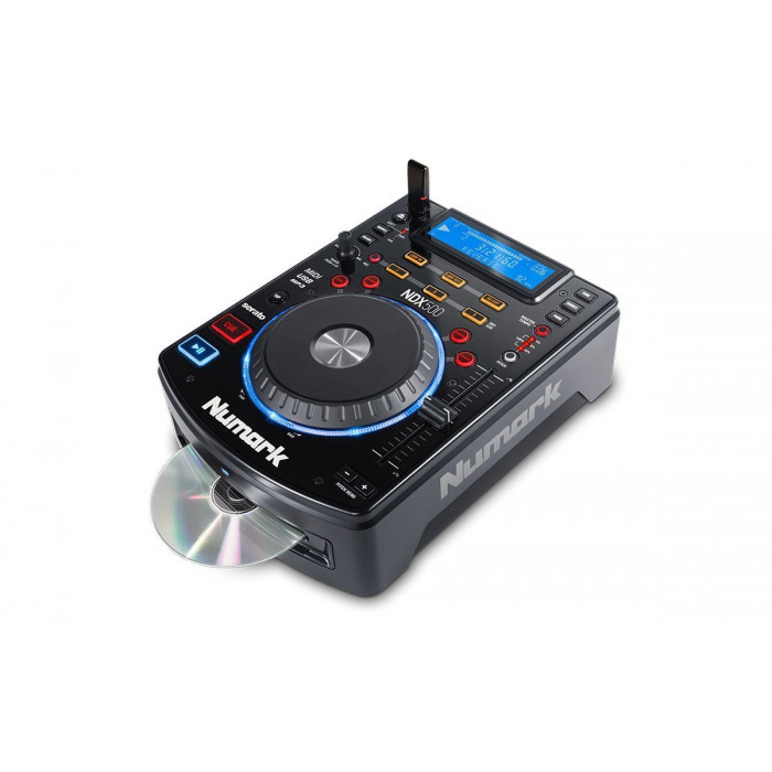 DJ Контроллер Numark NDX500 USB/CD