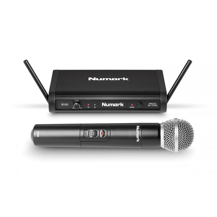 Радиомикрофонная система Numark WS100 Wireless Mic