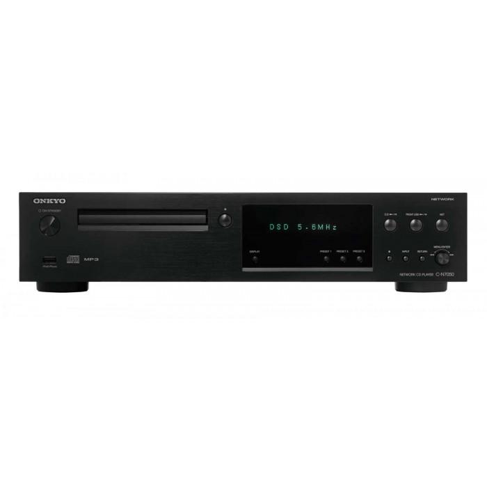 Сетевой аудио плеер Onkyo C-N7050 Black