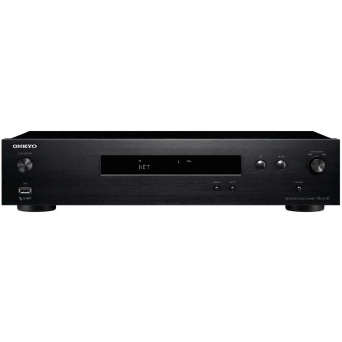 Сетевой аудио плеер Onkyo NS-6130 Black