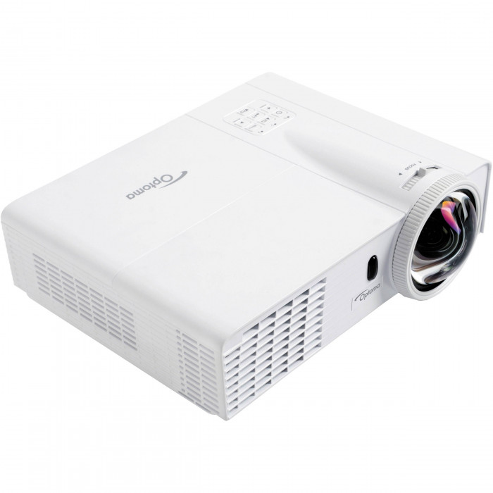 Проектор Optoma X305ST White