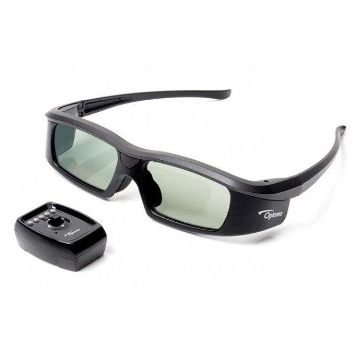 3D очки и радиопередатчик Optoma ZF2100 System