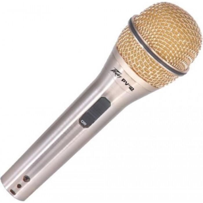 Вокальный микрофон Peavey Pvi 2 Gold Xlr-Jk