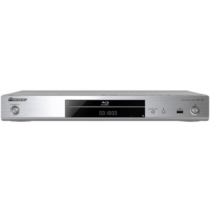 Blu-ray плеер Pioneer BDP-180 Silver
