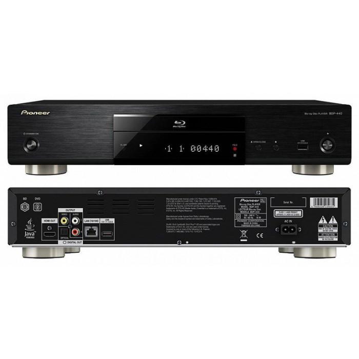 Blu-ray плеер Pioneer BDP-440 Black