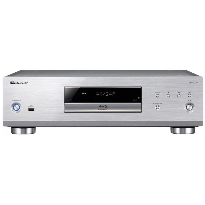 Blu-ray плеер Pioneer BDP-LX88 Silver