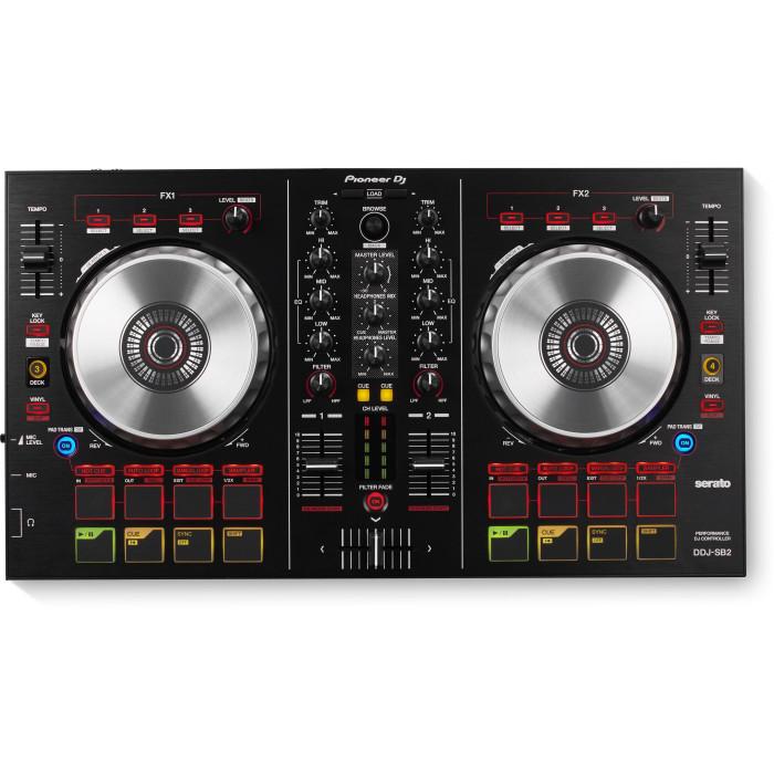 DJ Контроллер Pioneer DJ DDJ-SB2 Black