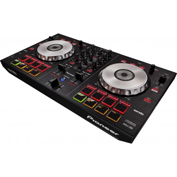 DJ Контроллер Pioneer DJ DDJ-SB Black