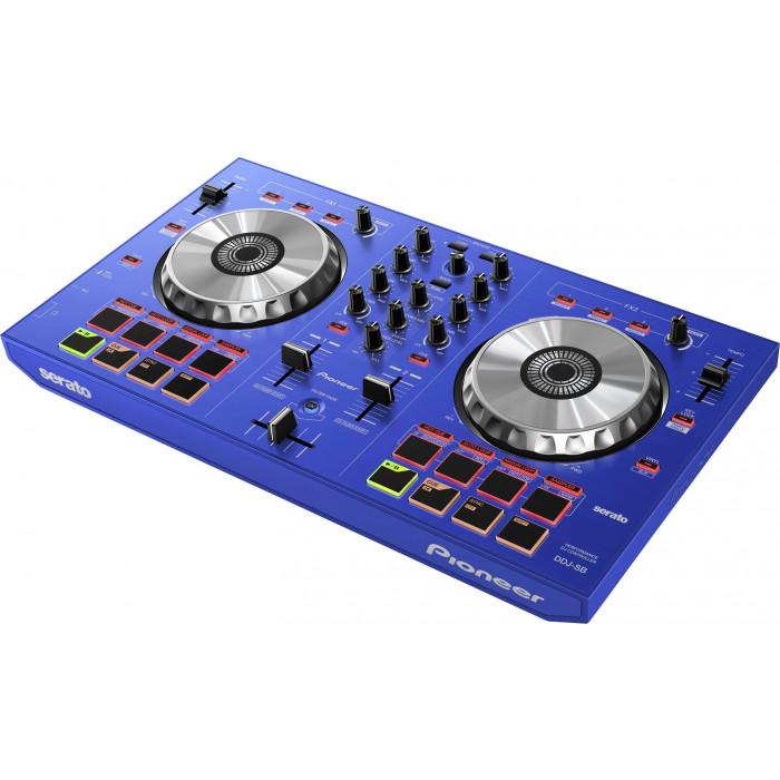DJ Контроллер Pioneer DJ DDJ-SB Blue