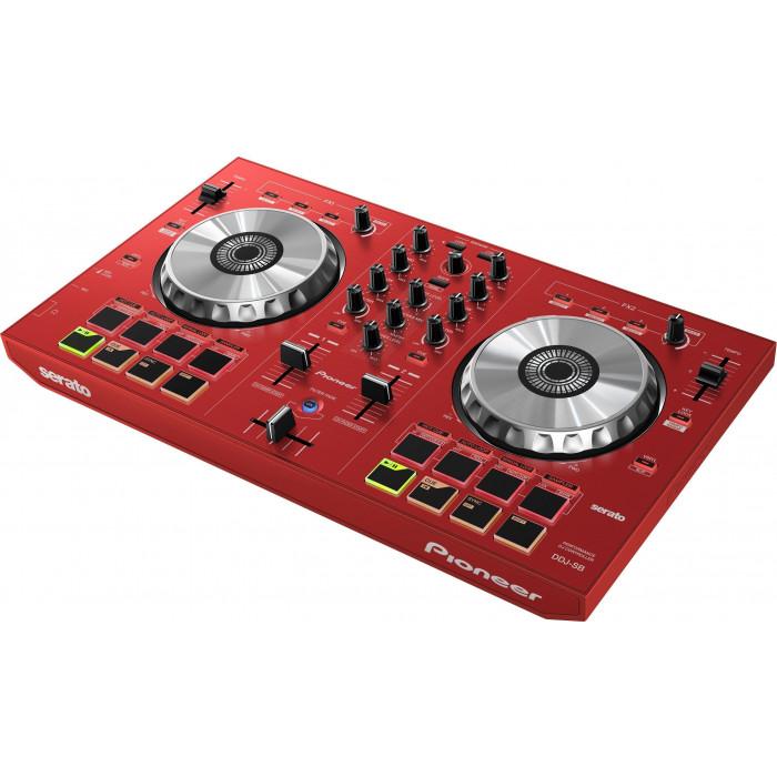 DJ Контроллер Pioneer DJ DDJ-SB Red