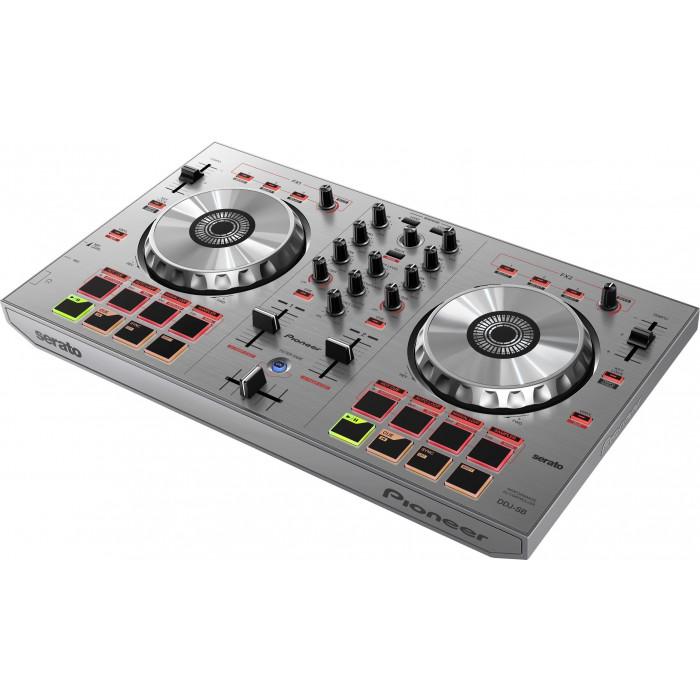 DJ Контроллер Pioneer DJ DDJ-SB Silver