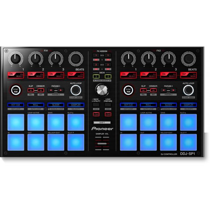 DJ Контроллер Pioneer DJ DDJ-SP1 Black