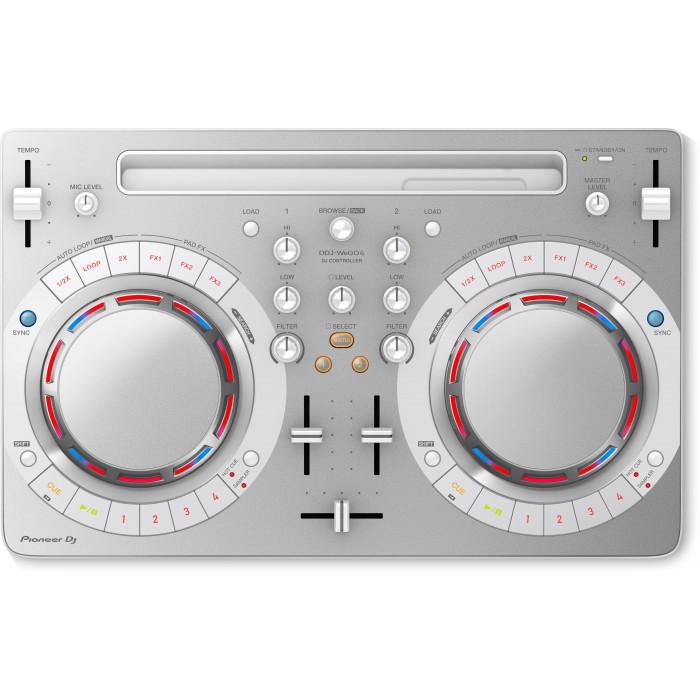 DJ Контроллер Pioneer DJ DDJ-WeGO4 White