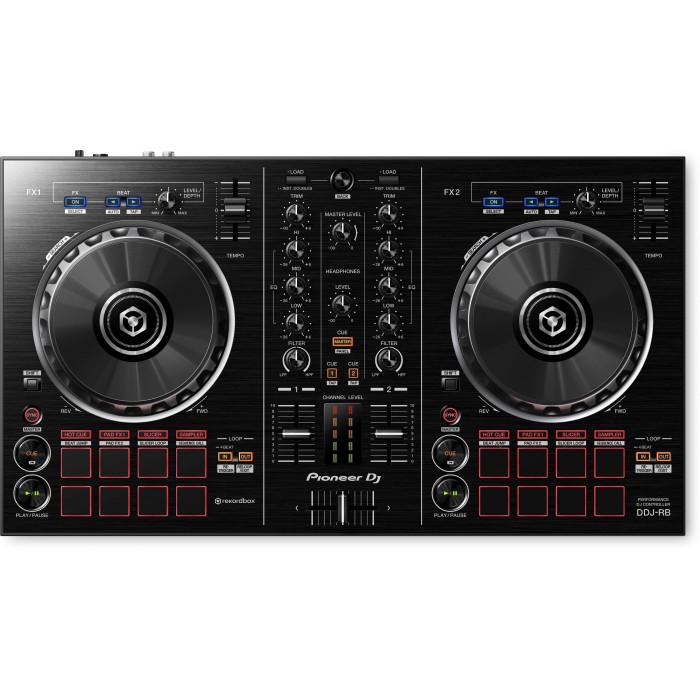 DJ Контроллер Pioneer DJ DDJ-RB Black