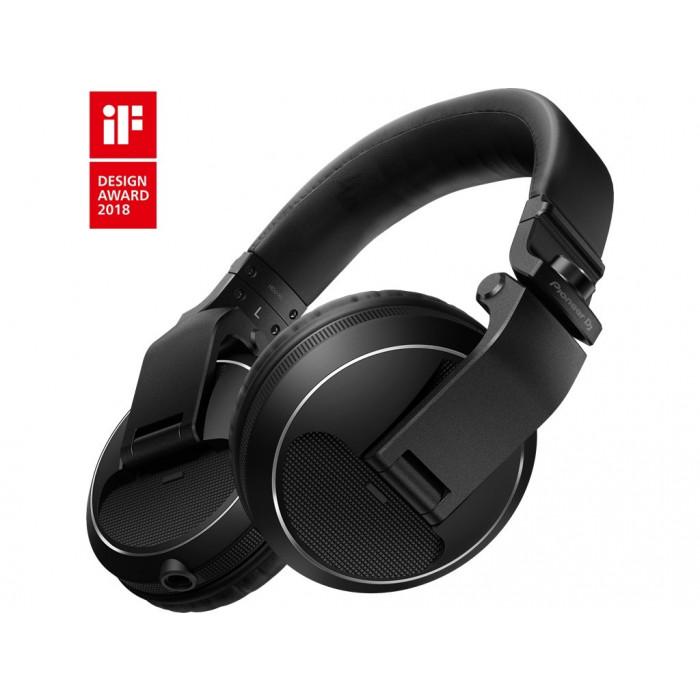 Pioneer DJ HDJ-X5 Black