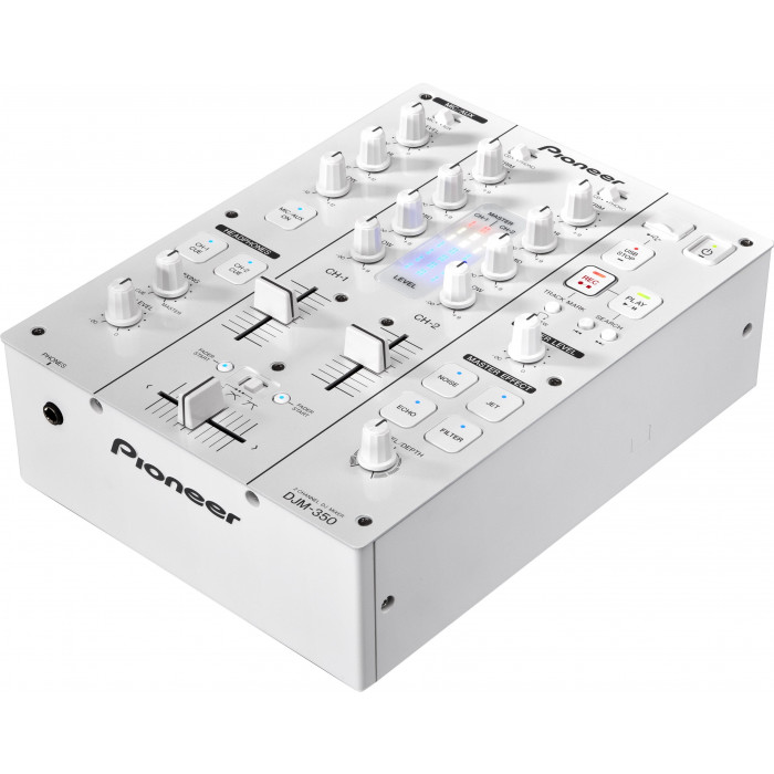 DJ Микшерный пульт Pioneer DJ DJM-350 White