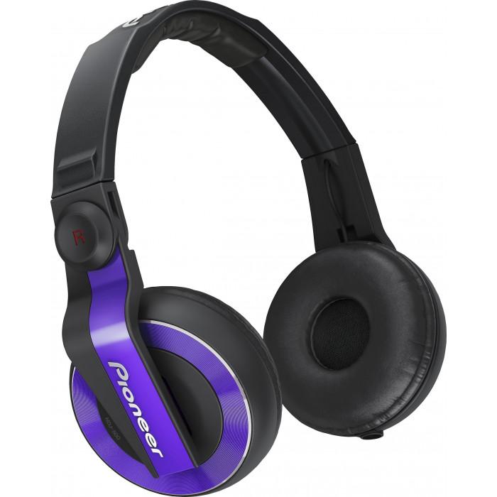 DJ Наушники Pioneer DJ HDJ-500 Violet