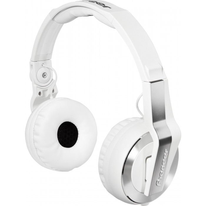 DJ Наушники Pioneer DJ HDJ-500 White