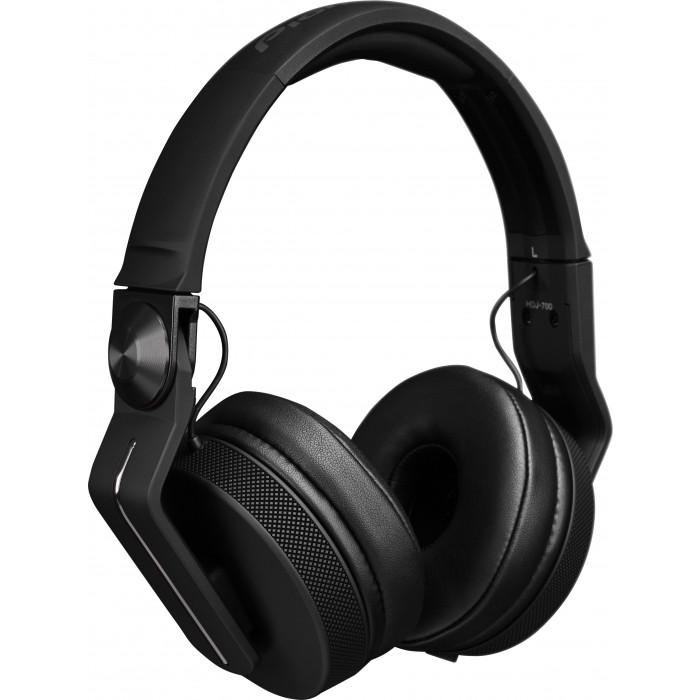 DJ Наушники Pioneer DJ HDJ-700 Black