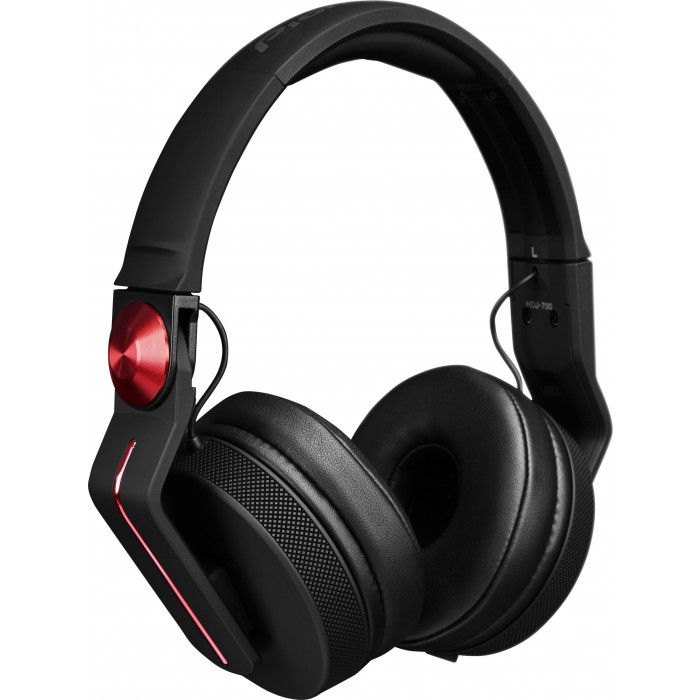 DJ Наушники Pioneer DJ HDJ-700 Red
