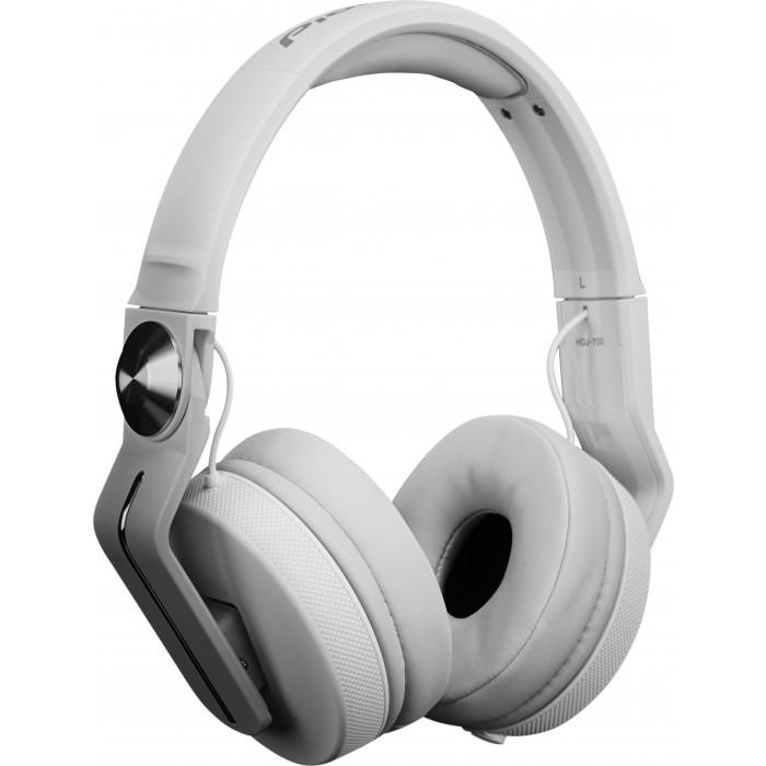 DJ Наушники Pioneer DJ HDJ-700 White