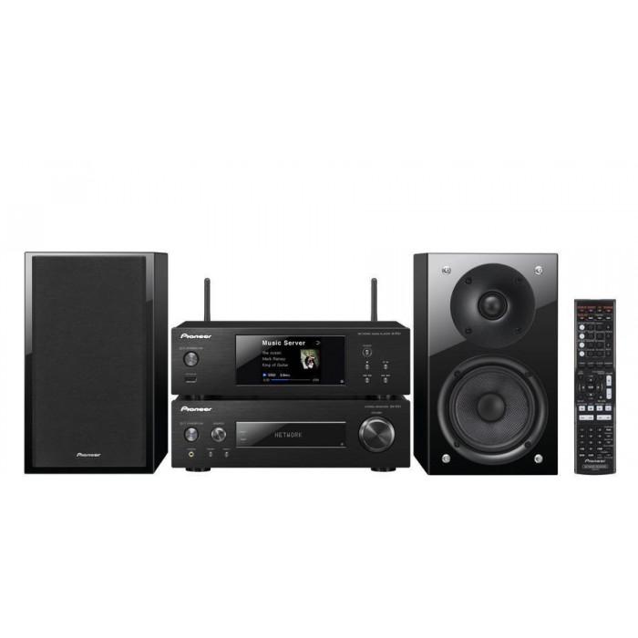 Компонентная минисистема Hi-Fi Pioneer P2 Black
